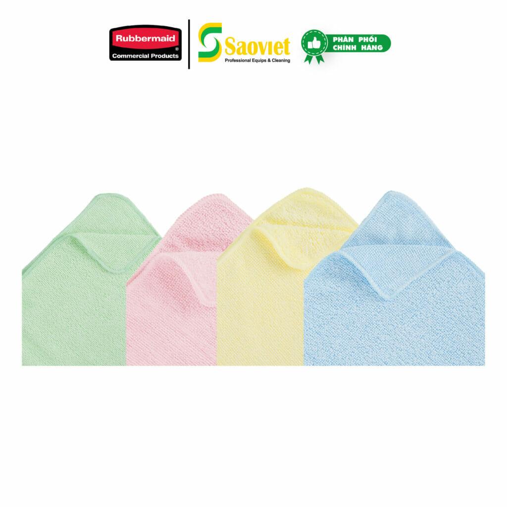 khăn lau sàn microfiber vệ sinh văn phòng, vệ sinh nhà xưởng sạch sẽ