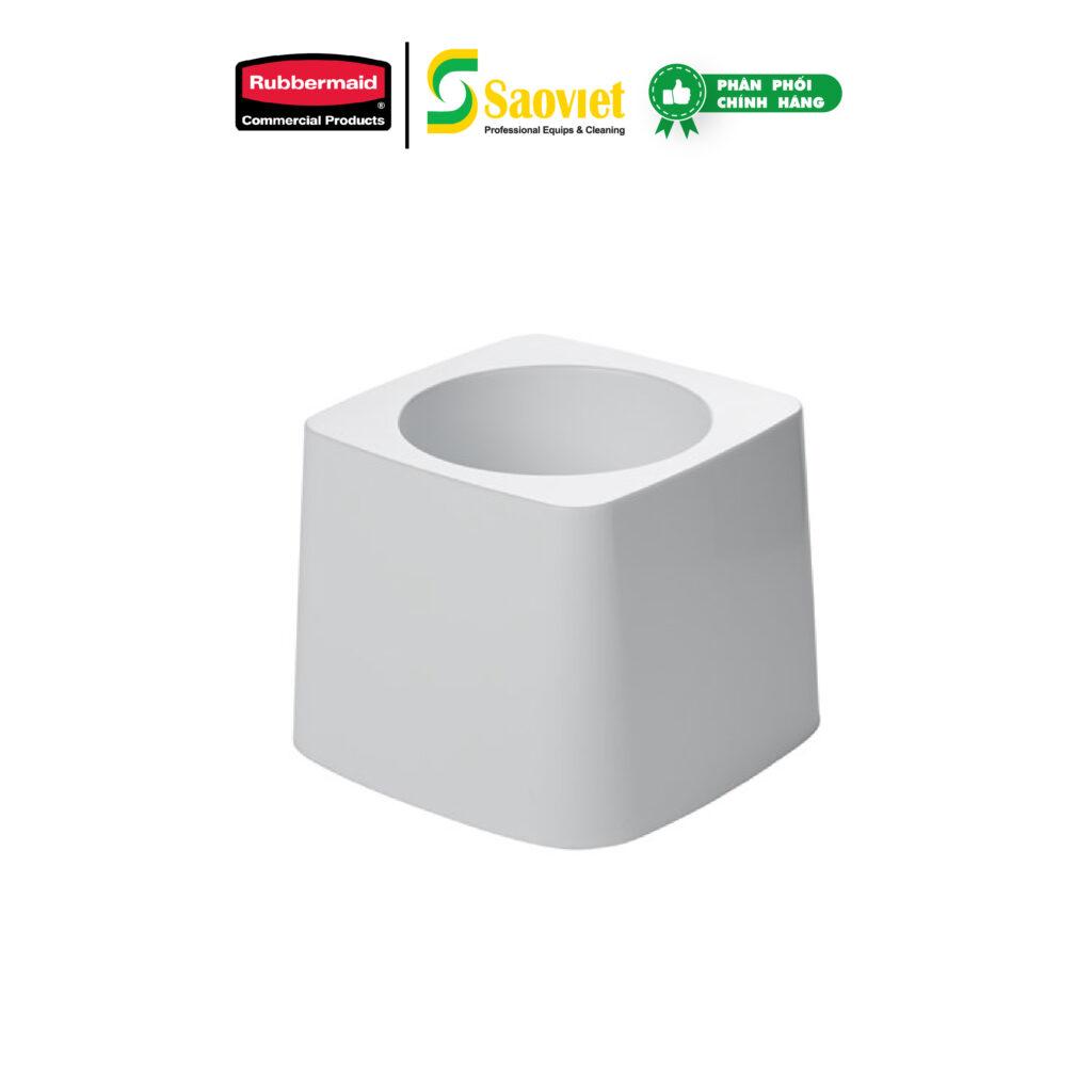 đế đựng bàn chải dọn toilet rubbermaid