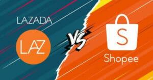 Shopee vs Lazada