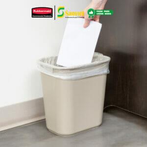 thùng rác hai ngăn bán chạy năm 2020